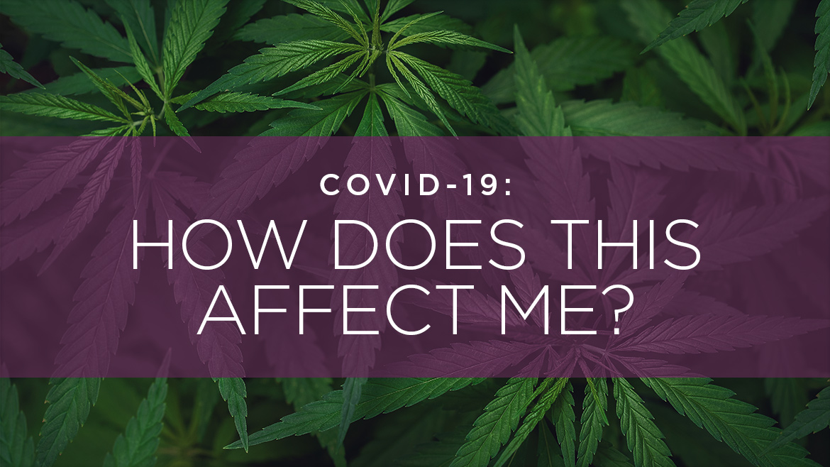 COVID-19: How does this affect me?