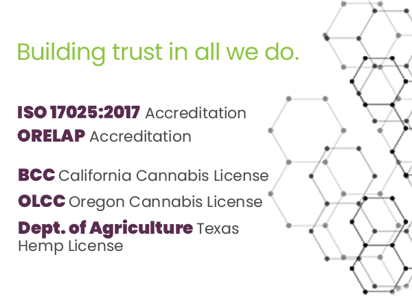 SC Labs - Laboratory License and Accreditation