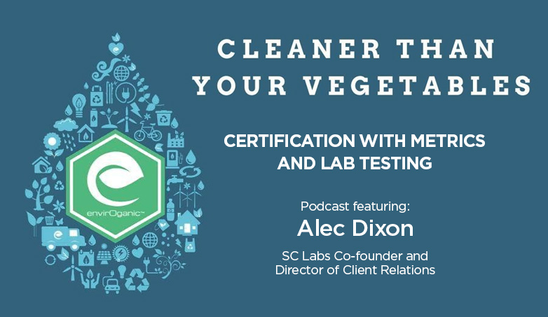 Cleaner than Your Vegetables Podcast featuring Alec Dixon